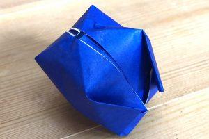 風船の折り紙